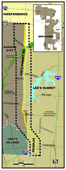 Lee's Summit Road