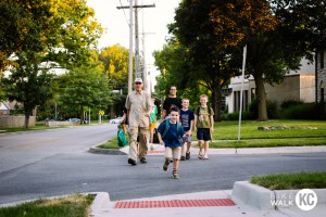People of all ages and fitness levels should be able to walk or bike places.