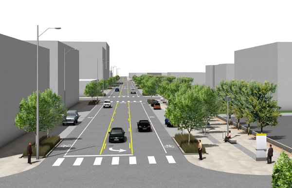 A Better 20th St. (image credit: El Dorado Inc.)
