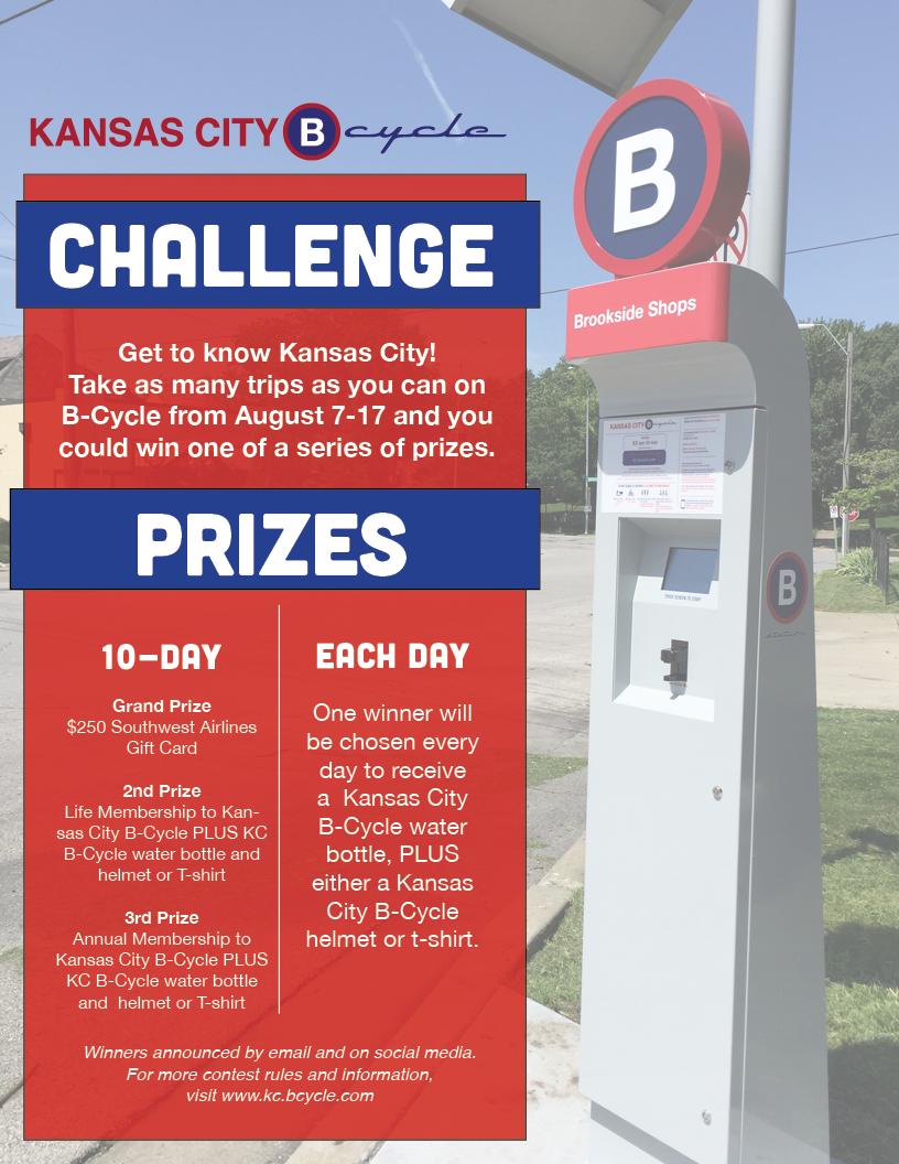 B-Cycle Challenge 2015