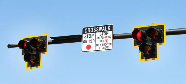 All About The New Hawk Signals And Crosswalks Showing Up