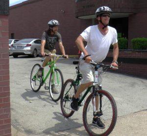 Hope Faith Ministries Earn a Bike