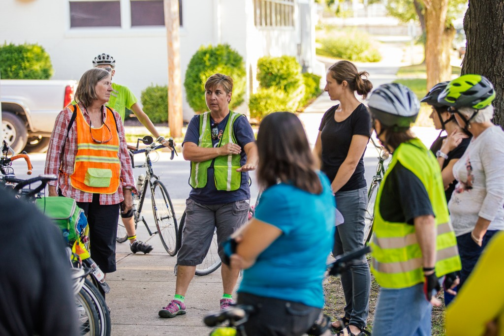 Women Bike KC Class